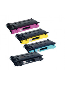 TONER INPRO BROTHER TN130Y/TN135Y AMARILLO