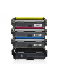 TONER ALTERNATIVO BROTHER TN241/ TN242/ TN245 / TN246 CYAN 2200 PAG.