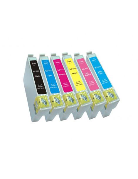 INKJET INPRO EPSON T0804 AMARILLO