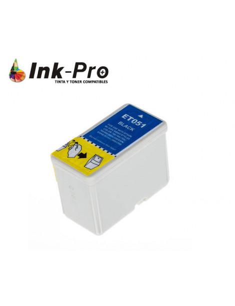 INKJET INPRO EPSON T051 NEGRO