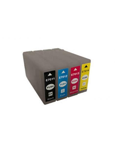 INKJET INPRO EPSON T7011 / T7021 / T7031 NEGRO