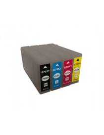 INKJET INPRO EPSON T7012 / T7022 / T7032 CIAN