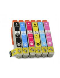 INKJET INPRO EPSON T2435 CIAN CLARO