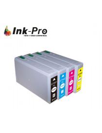 INKJET INPRO EPSON T7904 / T7914 / T79XL AMARILLO 2K