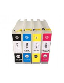 INKJET COMP. EPSON T7564/T7554 AMARILLO PIGMENTADA
