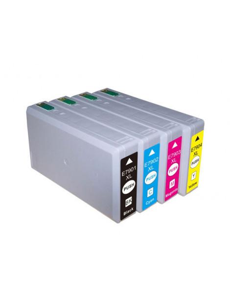 INKJET INPRO EPSON T7913/7903/T7893 MAGENTA