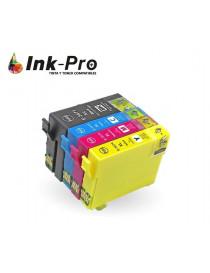 INKJET INPRO EPSON T3471/T3461 NEGRO (34XL) CALIDAD PREMIUM 1.100 PAG