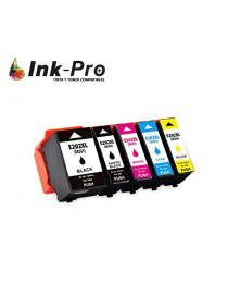 INKJET INPRO EPSON T02H1/T02F1 (E202XL) NEGRO FOTO 800 PAG PREMIUM