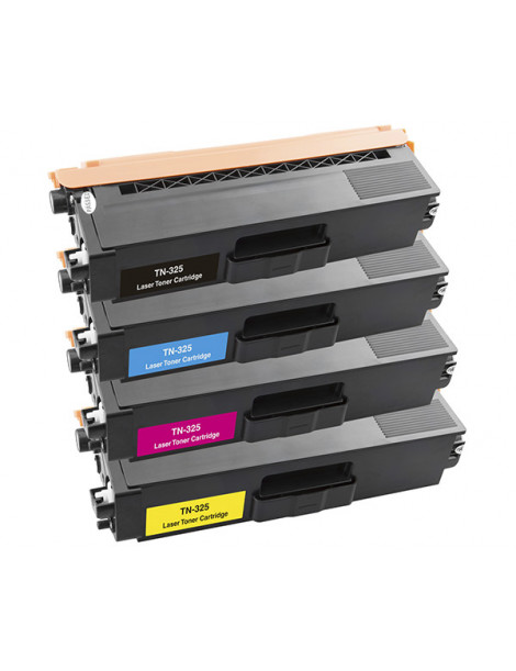 TONER INPRO BROTHER TN315/TN325 TN310/320 YELLOW