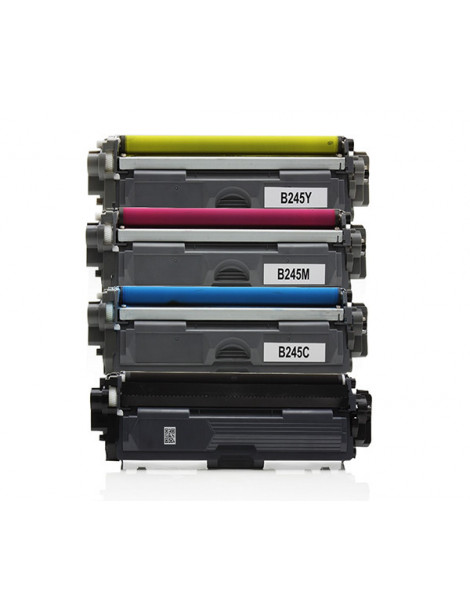 TONER INPRO BROTHER TN241/ TN242/ TN245 / TN246 AMARILLO PATENTE FREE