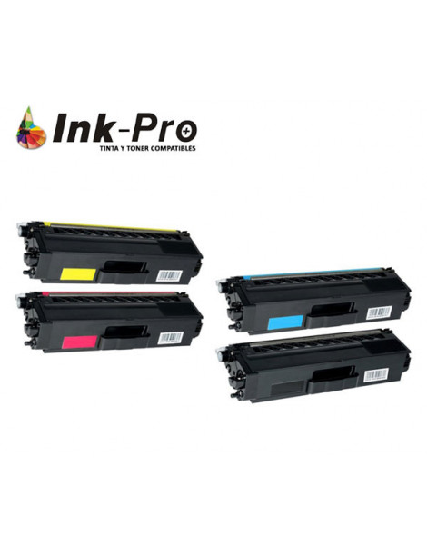 TONER INPRO BROTHER TN900 CYAN 6.000 PAG. PATENT FREE