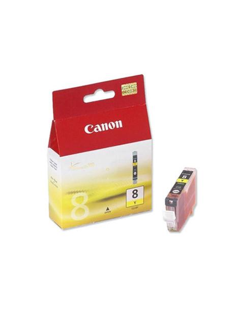 INKJET ORIG. CANON CLI8Y AMARILLO IP4200/5200