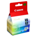 INKJET ORIG. CANON CL51 COLOR IP2200 (21ML)