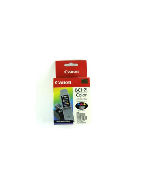 INKJET ORIG. CANON BCI21 NEGRO BJC-2000 1 CARG.