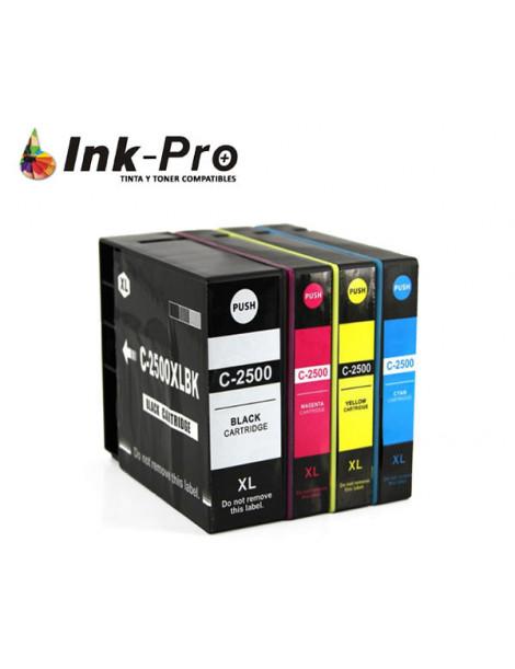 INKJET INPRO CANON PGI2500 XL NEGRO