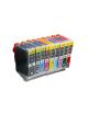INKJET COMP. CANON BCI3/BCI5/BCI6 CIAN LIGHT