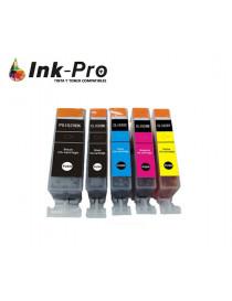 INKJET COMP. CANON CLI526BK NEGRO