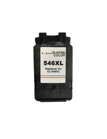 INKJET INPRO CANON CL546XL COLOR REMANUFACTURADO (MARCA NIVEL DE TINTA)