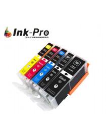 INKJET INPRO CANON CLI581XXL CIAN 820 PAG. PREMIUM
