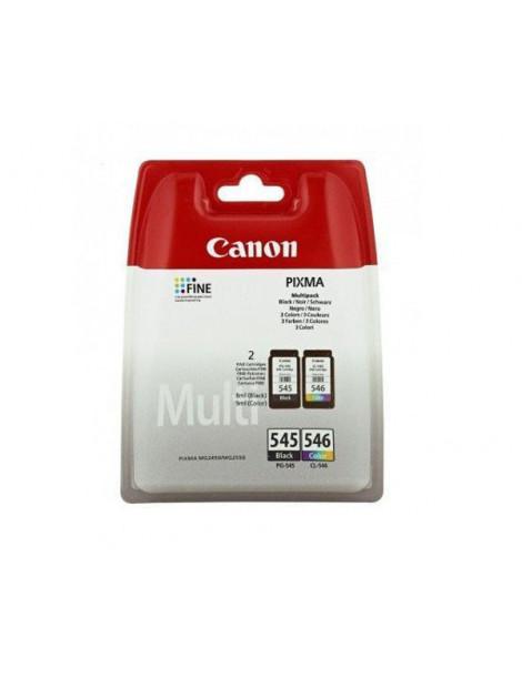 INKJET ORIG. CANON PACK PG545 + CL546 / NEGRO + COLOR 8287B005