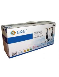G&G SAMSUNG CLP320/CLP325 MAGENTA CARTUCHO DE TONER GENERICO CLT-M4072S/SU262A