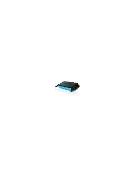 SAMSUNG CLP620/CLP670 CYAN CARTUCHO DE TONER GENERICO CLT-C5082L/CLT-C5082S/SU055A/SU056A