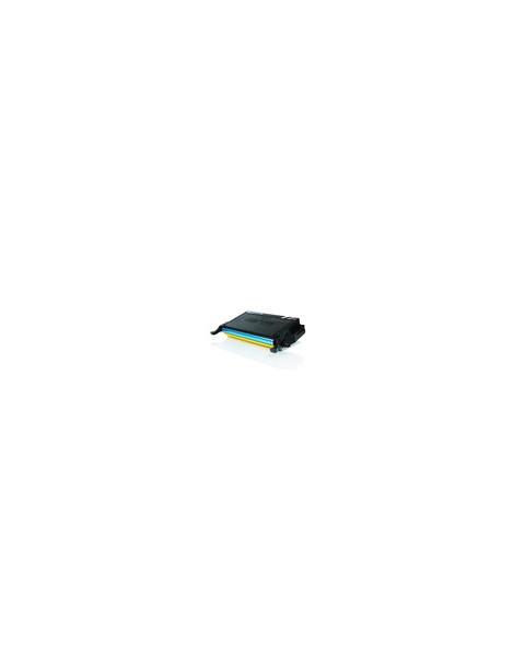 SAMSUNG CLP620/CLP670 AMARILLO CARTUCHO DE TONER GENERICO CLT-Y5082L/CLT-Y5082S/SU532A/SU533A