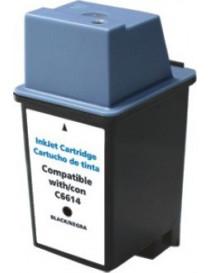 HP 20 NEGRO CARTUCHO DE TINTA REMANUFACTURADO C6614DE