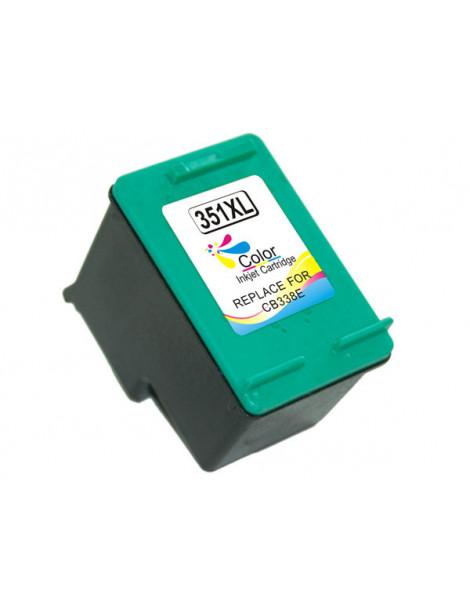 HP 351XL TRICOLOR CARTUCHO DE TINTA REMANUFACTURADO CB337EE/CB338EE