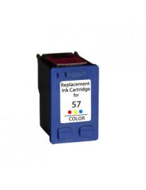 HP 57 TRICOLOR CARTUCHO DE TINTA REMANUFACTURADO C6657GE/C6657AE