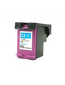 HP 650XL TRICOLOR CARTUCHO DE TINTA REMANUFACTURADO CZ102AE