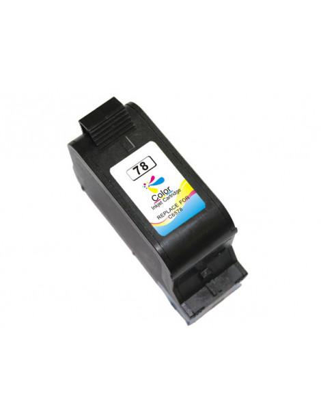 HP 78 TRICOLOR CARTUCHO DE TINTA REMANUFACTURADO C6578AE/C6578DE