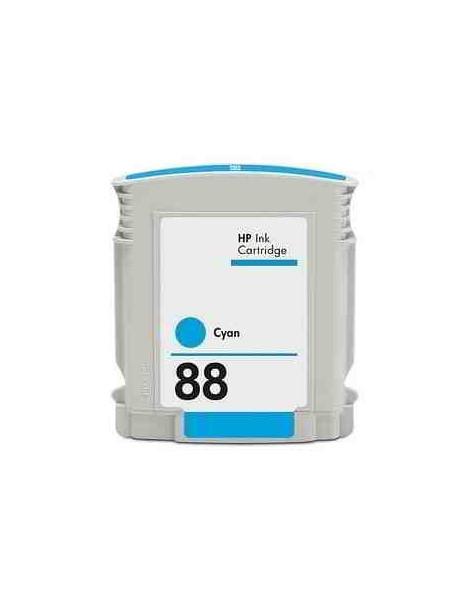 HP 88XL CYAN CARTUCHO DE TINTA REMANUFACTURADO C9386AE/C9391AE