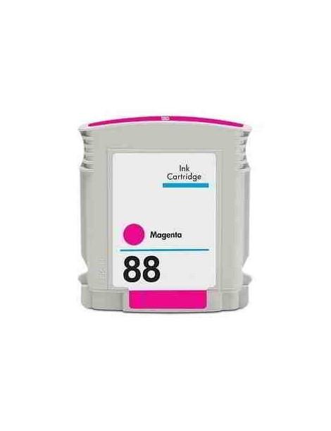 HP 88XL MAGENTA CARTUCHO DE TINTA REMANUFACTURADO C9387AE/C9392AE