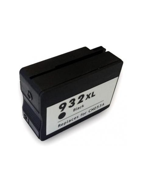 HP 932XL V4/V5 NEGRO CARTUCHO DE TINTA GENERICO CN053AE/CN057AE