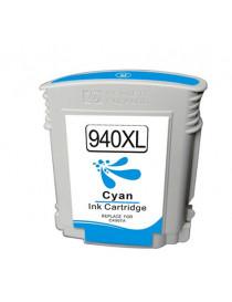 HP 940XL CYAN CARTUCHO DE TINTA REMANUFACTURADO C4907AE