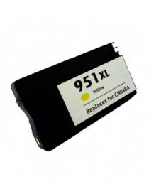 HP 951XL V4/V5 AMARILLO CARTUCHO DE TINTA GENERICO CN048AE/CN052AE