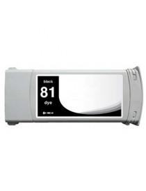 HP 81 NEGRO CARTUCHO DE TINTA GENERICO C4930A