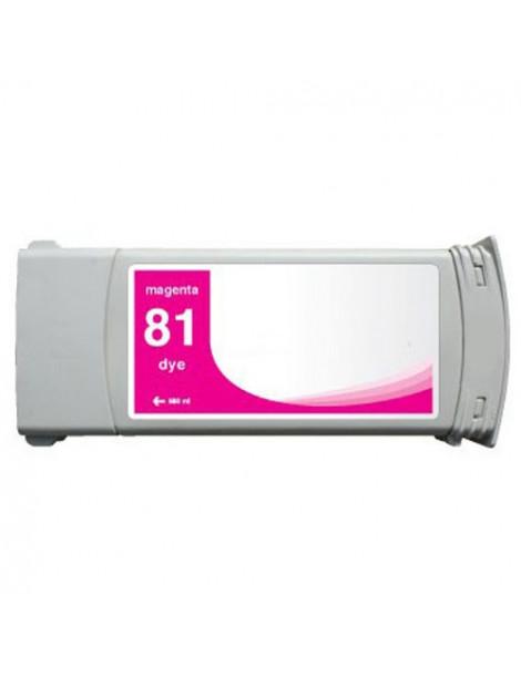 HP 81 MAGENTA CARTUCHO DE TINTA GENERICO C4932A