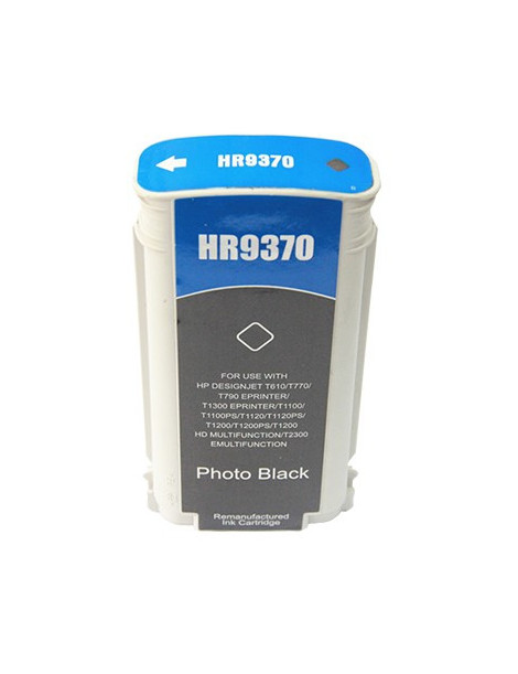 HP 72 NEGRO PHOTO CARTUCHO DE TINTA GENERICO C9370A