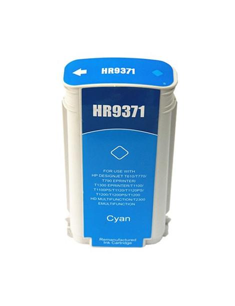 HP 72 CYAN CARTUCHO DE TINTA GENERICO C9371A
