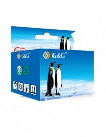G&G HP 302XL V3 NEGRO CARTUCHO DE TINTA REMANUFACTURADO F6U66AE/F6U68AE (MUESTRA NIVEL DE TINTA)