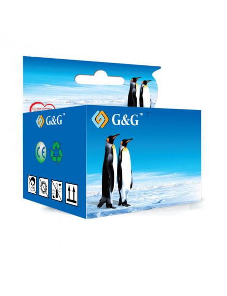 G&G HP 300XL NEGRO CARTUCHO DE TINTA REMANUFACTURADO CC640EE/CC641EE
