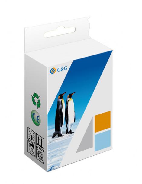 G&G HP 970XL V4/V5 NEGRO CARTUCHO DE TINTA PIGMENTADA GENERICO CN625AE/CN621AE