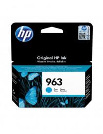 HP 963 CYAN CARTUCHO DE TINTA ORIGINAL 3JA23AE