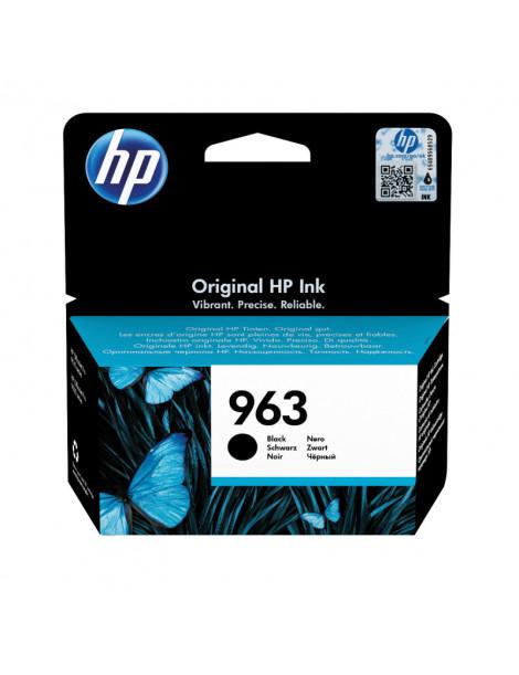 HP 963 NEGRO CARTUCHO DE TINTA ORIGINAL 3JA26AE