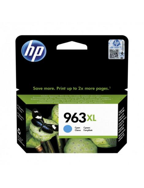 HP 963XL CYAN CARTUCHO DE TINTA ORIGINAL 3JA27AE