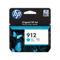 HP 912 CYAN CARTUCHO DE TINTA ORIGINAL 3YL77AE