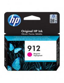 HP 912 MAGENTA CARTUCHO DE TINTA ORIGINAL 3YL78AE