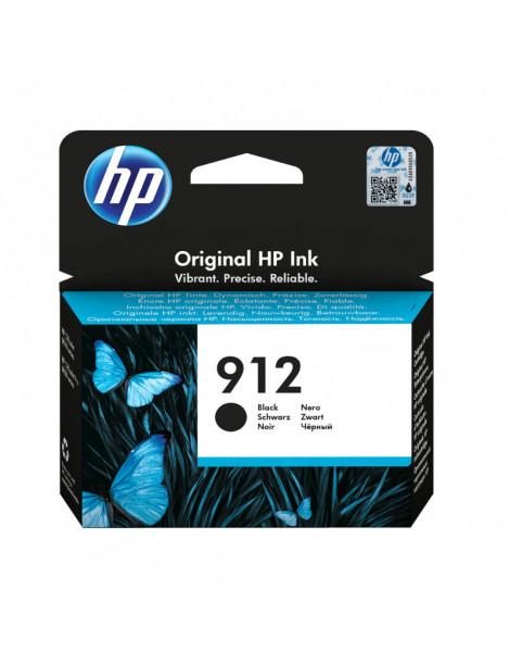 HP 912 NEGRO CARTUCHO DE TINTA ORIGINAL 3YL80AE